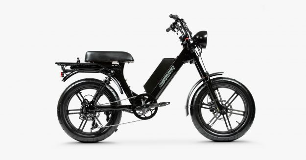 Juiced Bikes Scorpion Rides the Line Between Cycling and Motorbiking