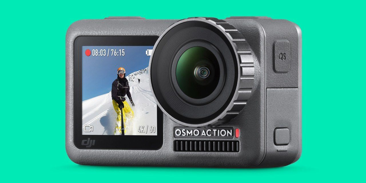 Cyber Monday 2019 Deal: DJI's Osmo Action Cam Is $130 Off