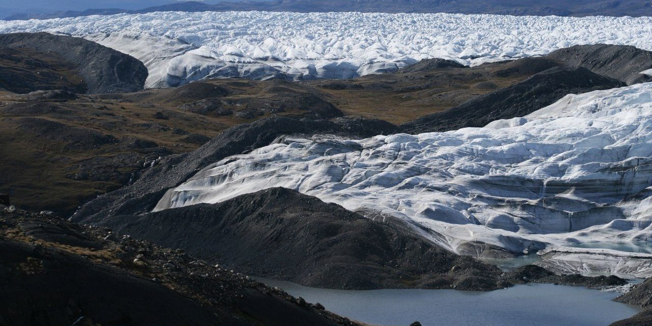 The Arctic Is Warming Much Faster Than the Rest of Earth