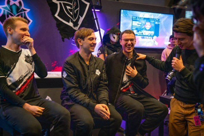 League of Legends: G2 Jankos shares the truth behind Caps and Perkz swapping roles for LEC 2020