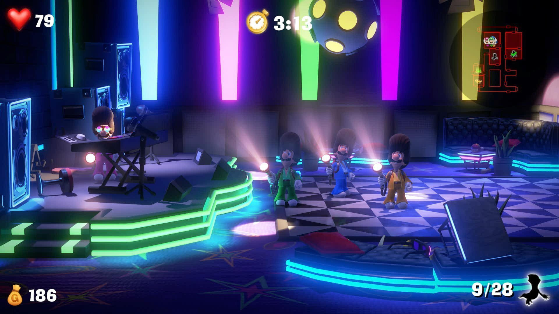 Luigi's Mansion 3 DLC includes new costumes and dope hairdos