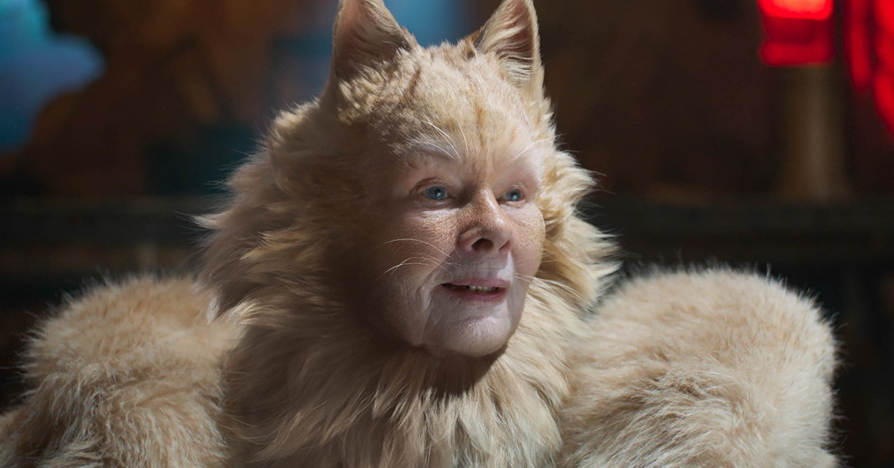 Terrible 'Cats,' Aging Technology, and More News