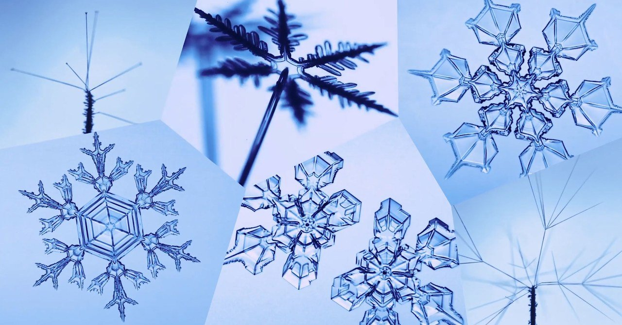 The Science Behind Why No Two Snowflakes Are Alike