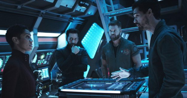 *The Expanse* Is Sci-Fi Like TV Has Never Seen