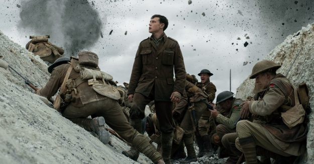 '1917' Is a Movie That Feels Like a Videogame—in a Good Way