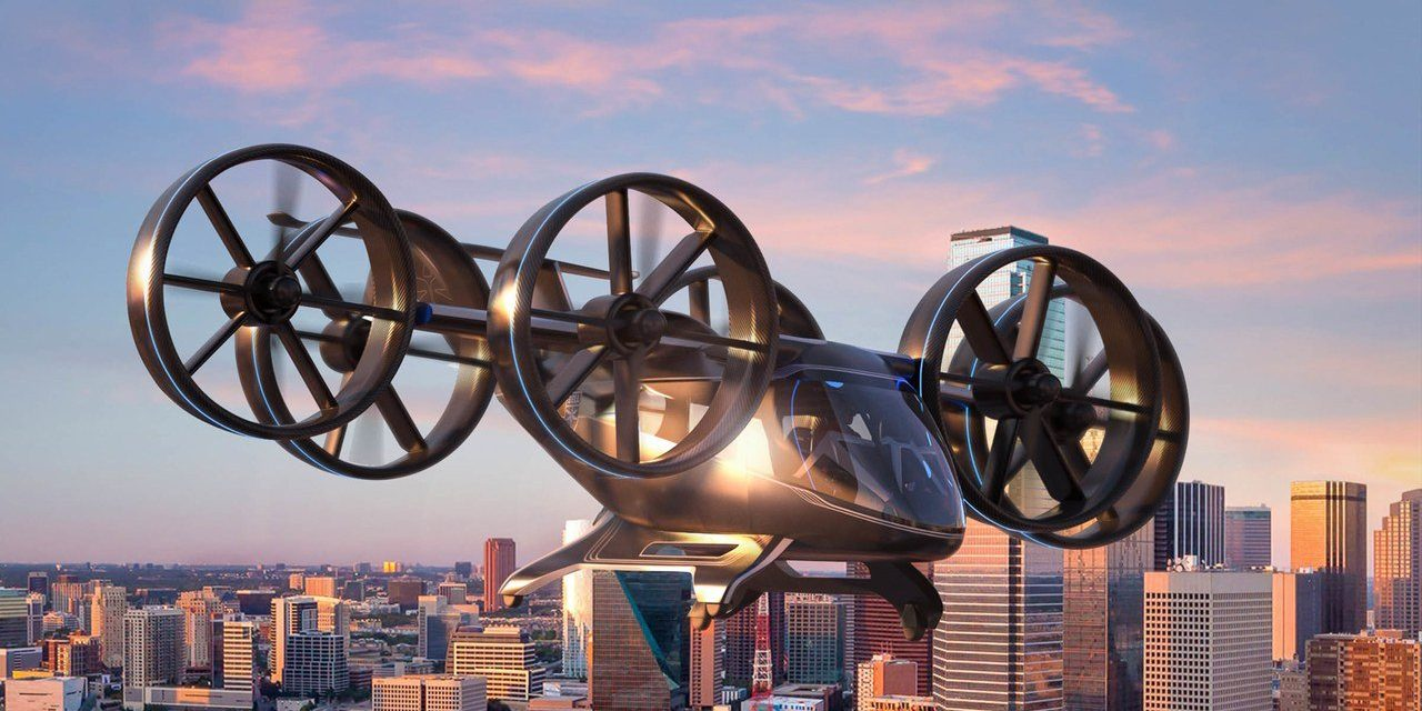 Bell and Hyundai Soar into the Air Taxi Race