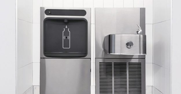 How Many Water Bottles Could a Filling Station Save?