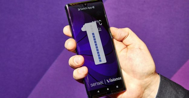 Get Ready for More Phones With No Buttons