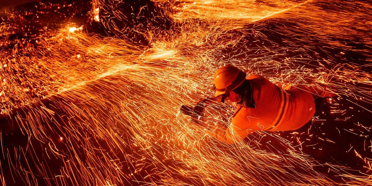 Wildfire Photographs Are Constant Reminders of Chaos