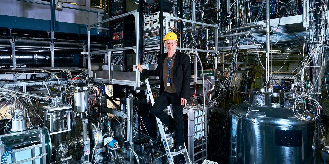 Physicists Take Their Closest Look Yet at an Antimatter Atom