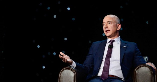 Jeff Bezos Can Control Earth's Future With His $10 Billion Pledge