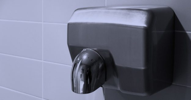 Wash Your Hands—but Beware the Electric Hand Dryer