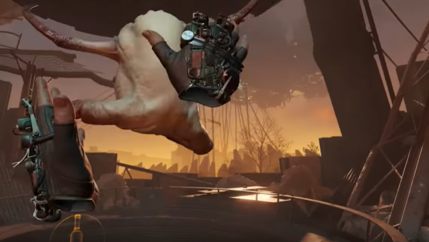 Half-Life: Alyx Players Are Using VR To Teach Math Classes, Kiss Headcrabs