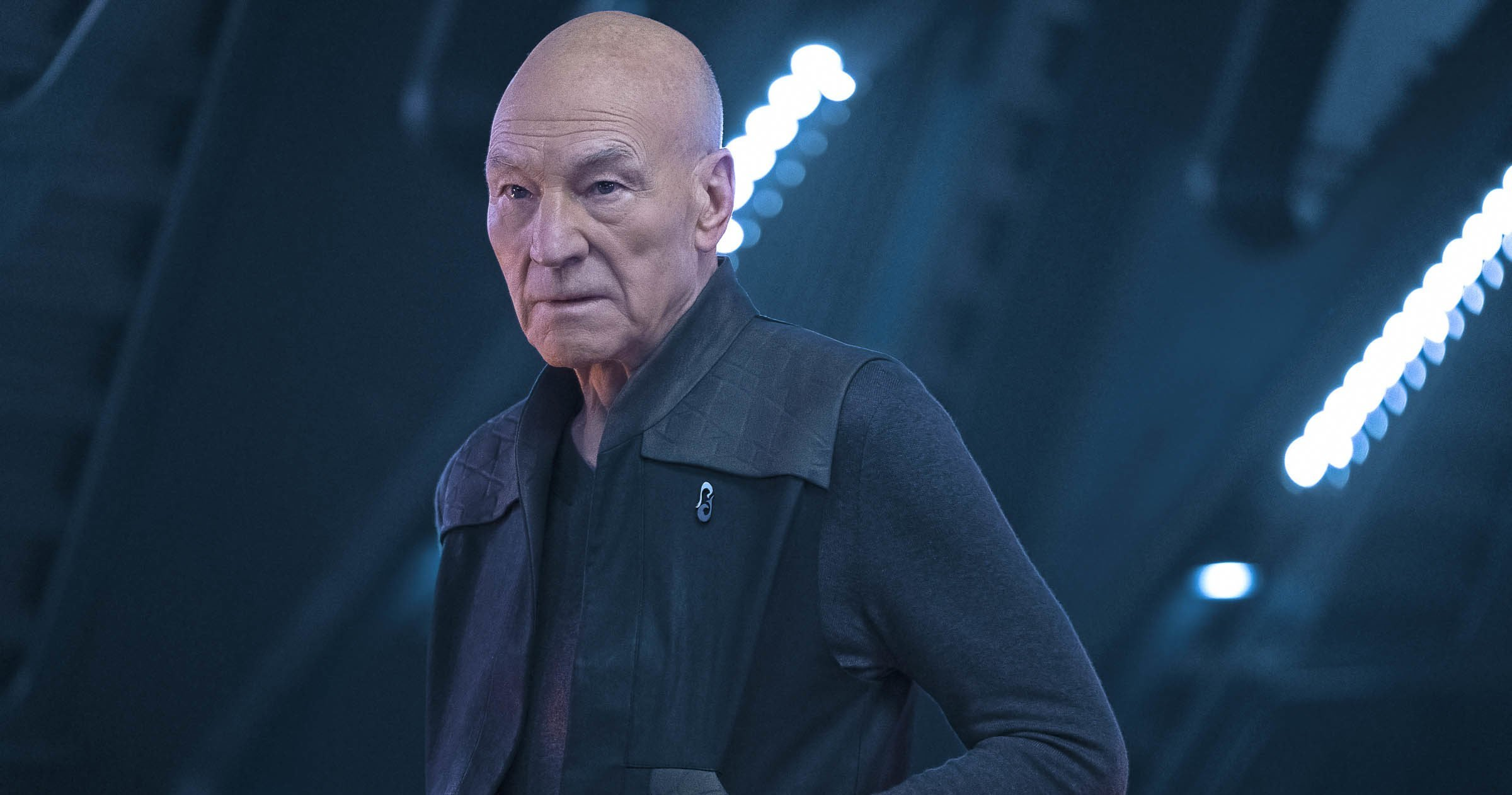Jean-Luc Picard Is the Captain We Need Right Now