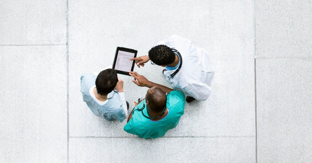 iPads Are Crucial Health Care Tools in Combating Covid-19