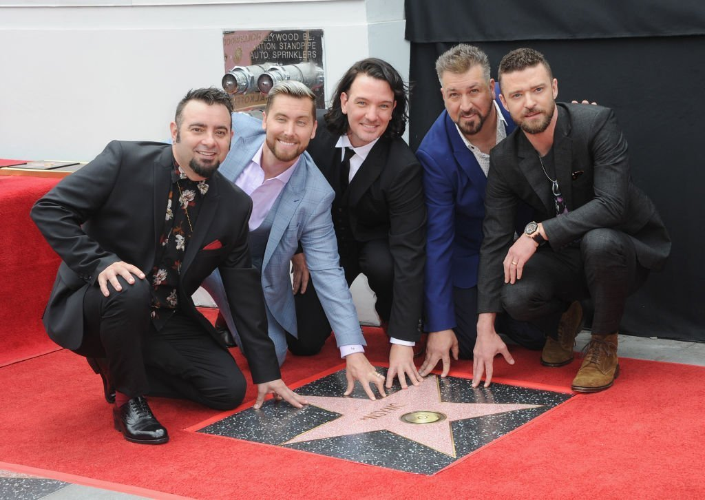 Lance Bass Reveals That He Has Weekly Zoom Calls With All Four of His *NSYNC Bandmates