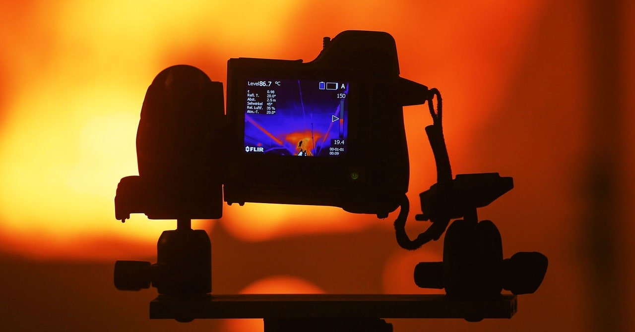 Can You Use an Infrared Camera to Detect a Fever?