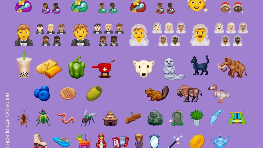There will be no new emoji in 2021 due to coronavirus