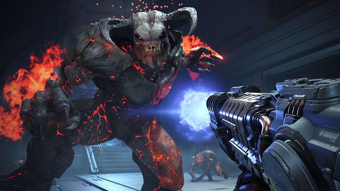 'Doom Eternal' isn't the 'Doom' sequel I wanted –