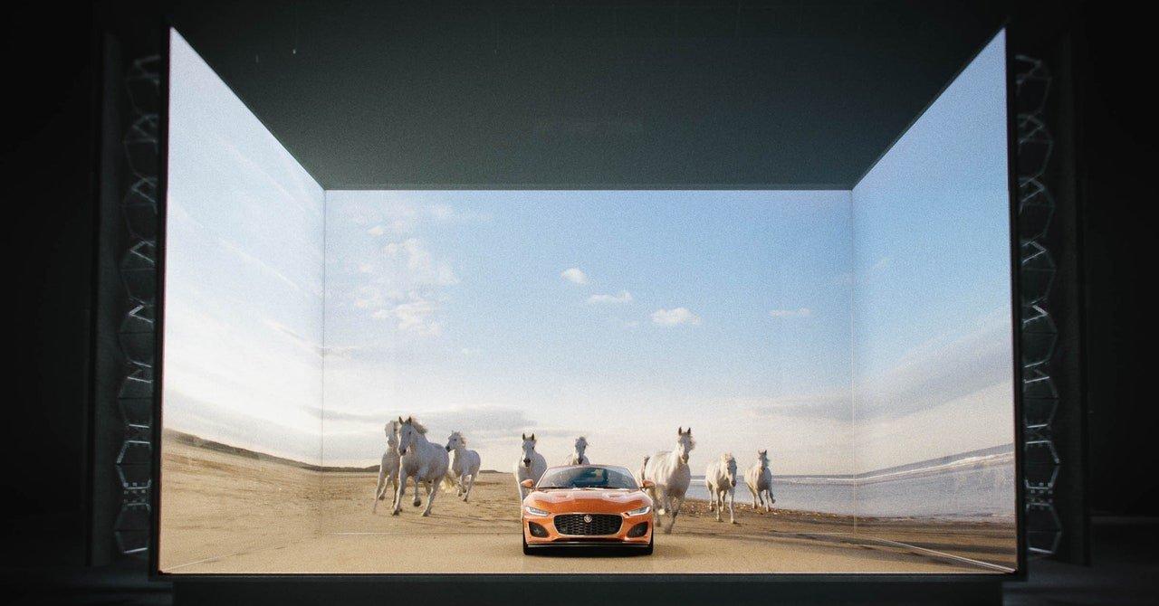 Jaguar Envisions Car Design for a Post-Pandemic World