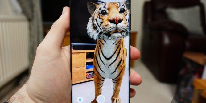 Google's 3D animals: 30+ AR critters, list of compatible phones