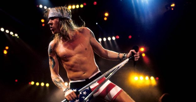 We Asked for Flying Cars. We Got Axl Rose's Twitter Spat