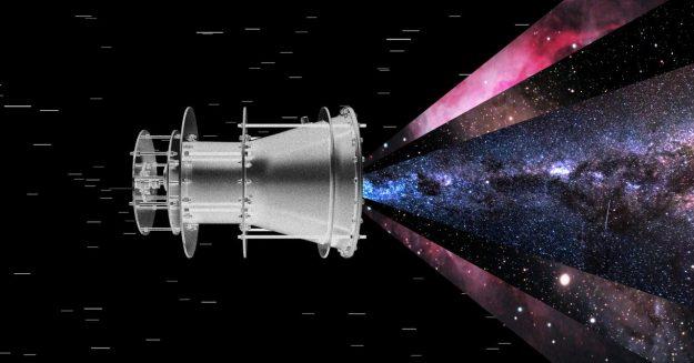 NASA's EmDrive Leader HasaNew Interstellar Project