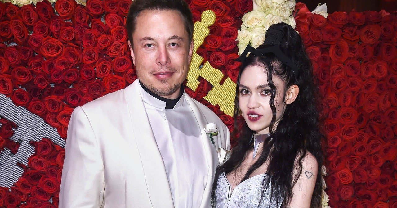 Elon Musk and Grimes' Baby Tops This Week's Internet News Roundup