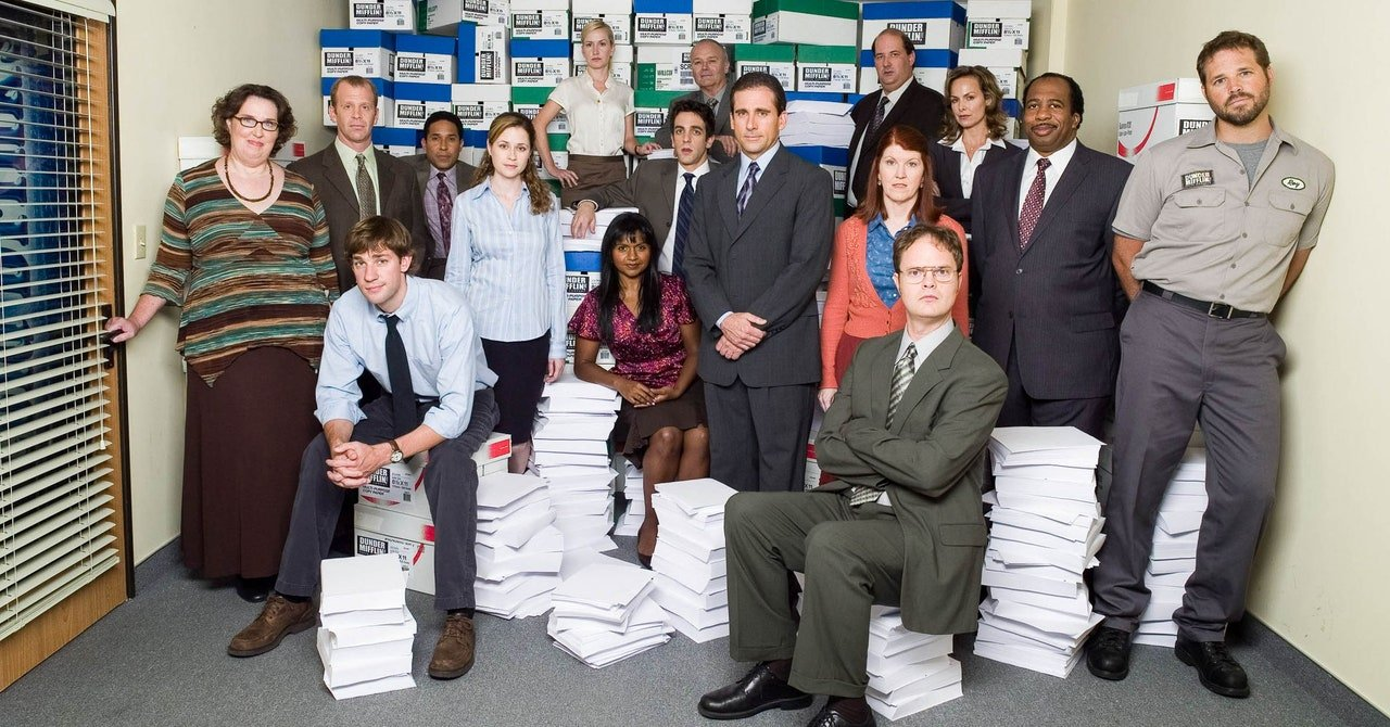 'The Office' Is Playing Out on Slack—and That's Sad