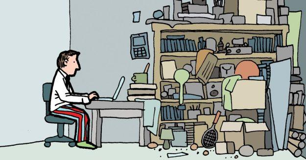 Today's Cartoon: Meeting Backdrop