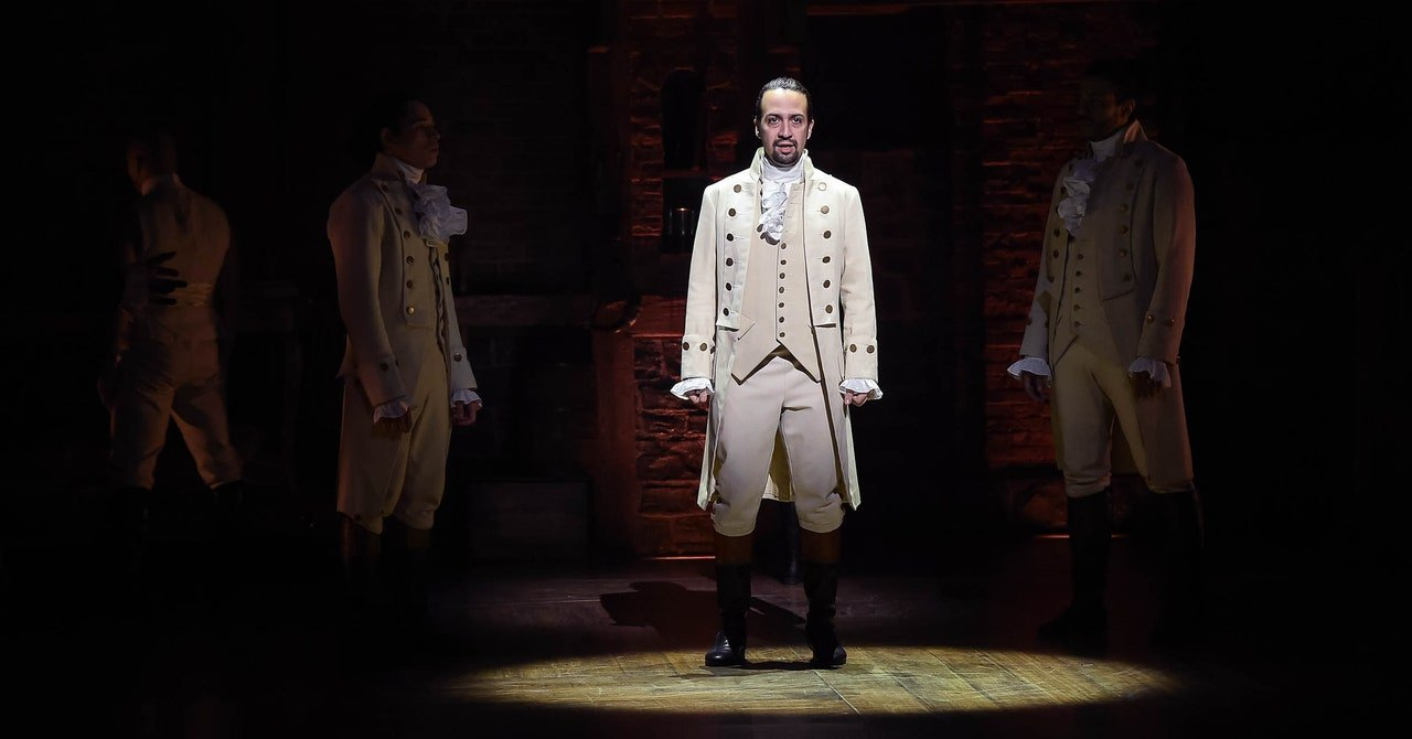 'Hamilton' Is Coming to Disney+ Very Soon