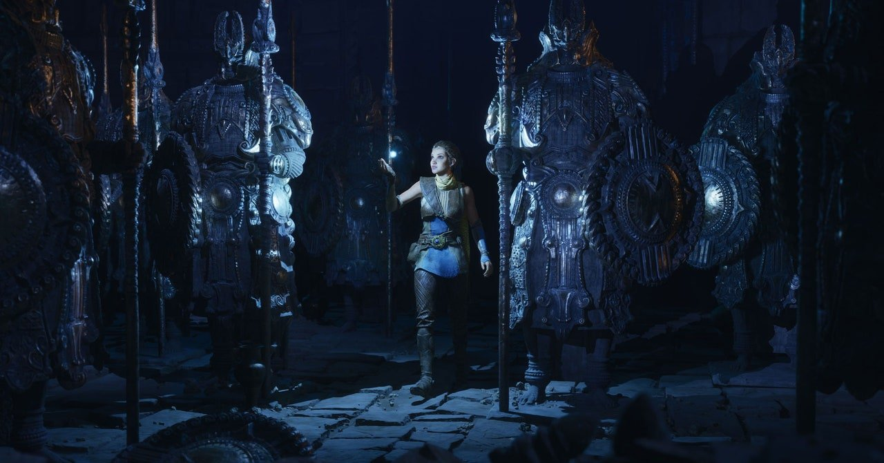 Epic Games' New Unreal Engine 5 Looks Pretty Incredible
