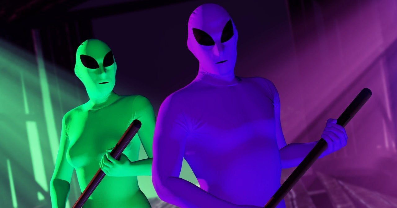 An Alien War Took Over Grand Theft Auto V. It Ends Tonight