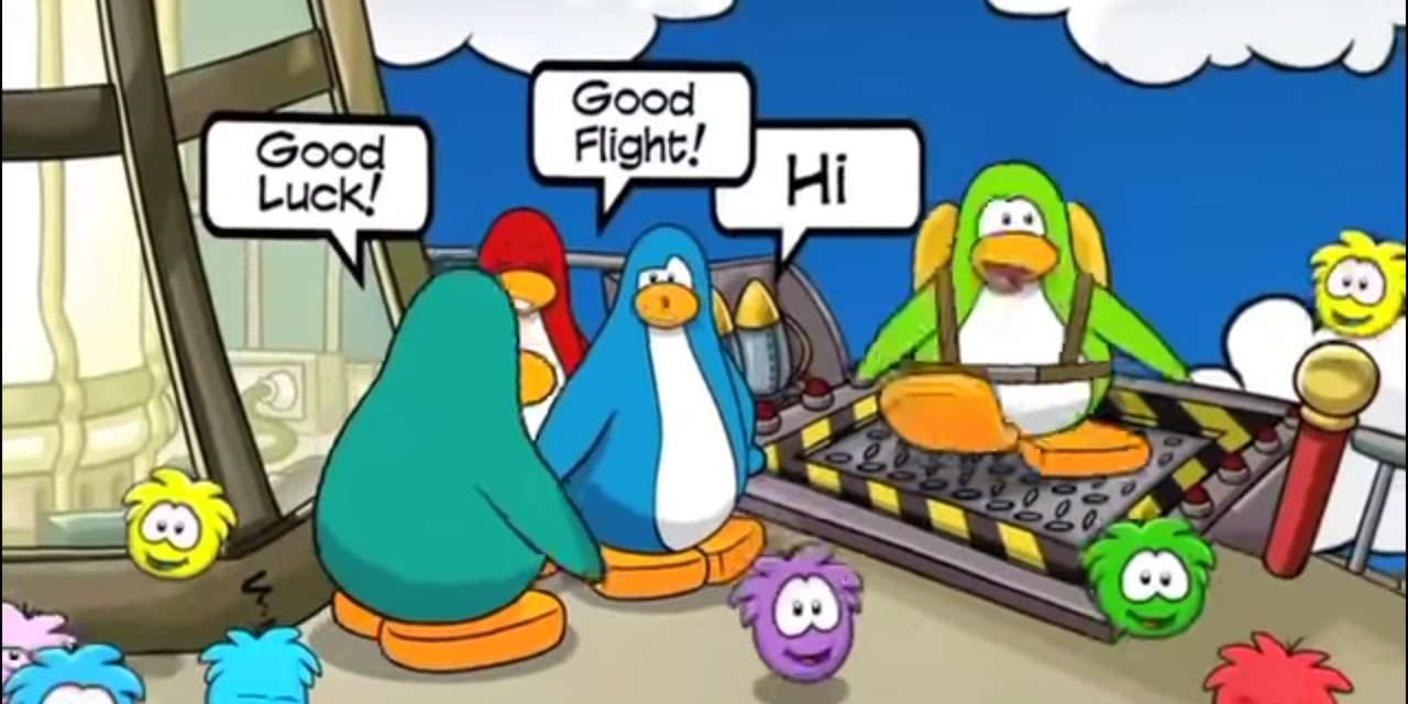 Disney Has Shut Down A Club Penguin Clone For Being Wildly Inappropriate