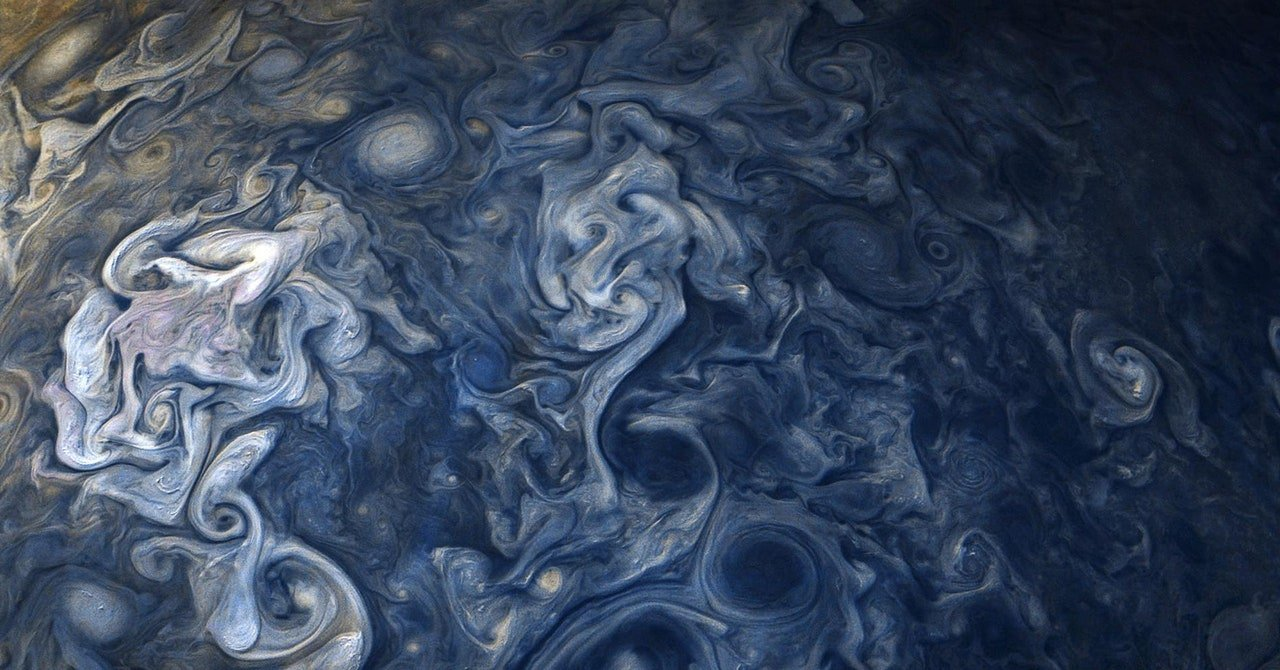 Space Photos of the Week: Keeping an Eye on Jupiter's Storms