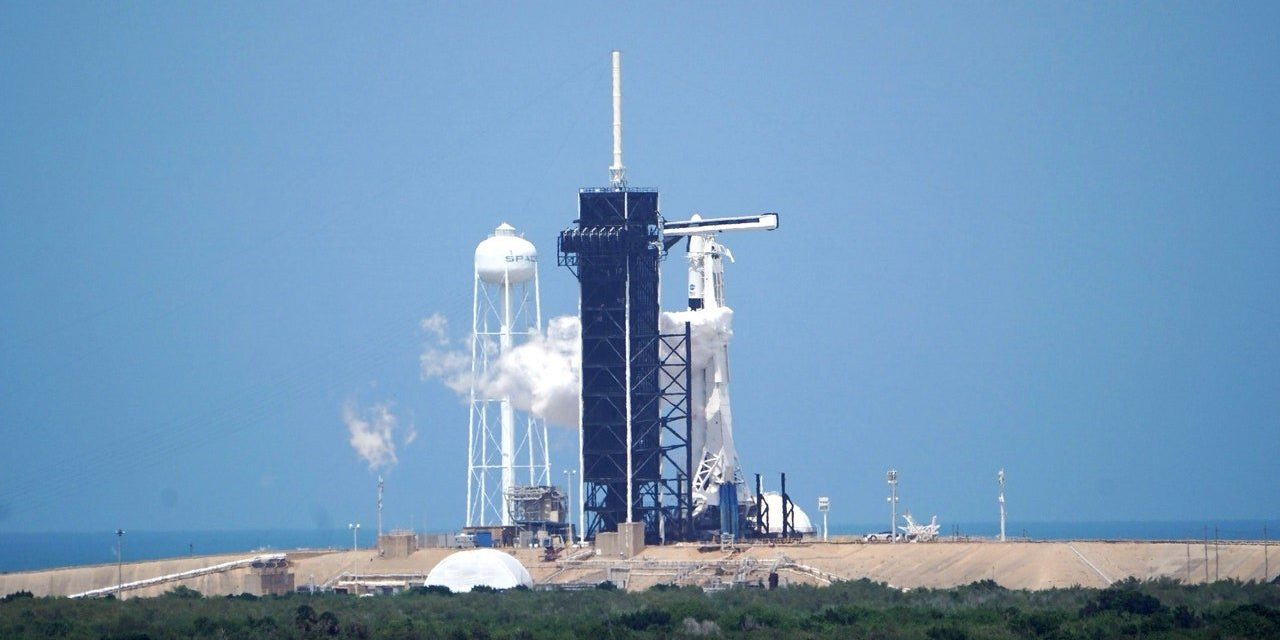 SpaceX Launched Two Astronauts—Changing Spaceflight Forever