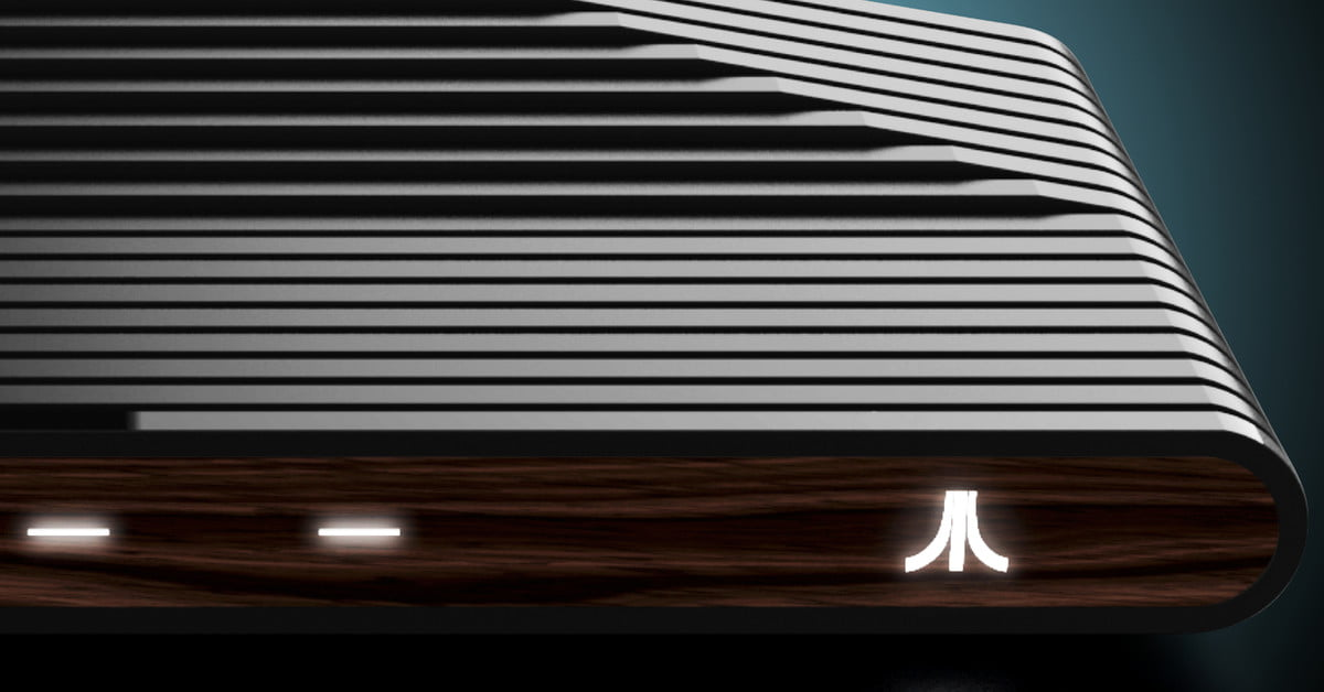 Atari to begin shipping restyled version of classic game console in June