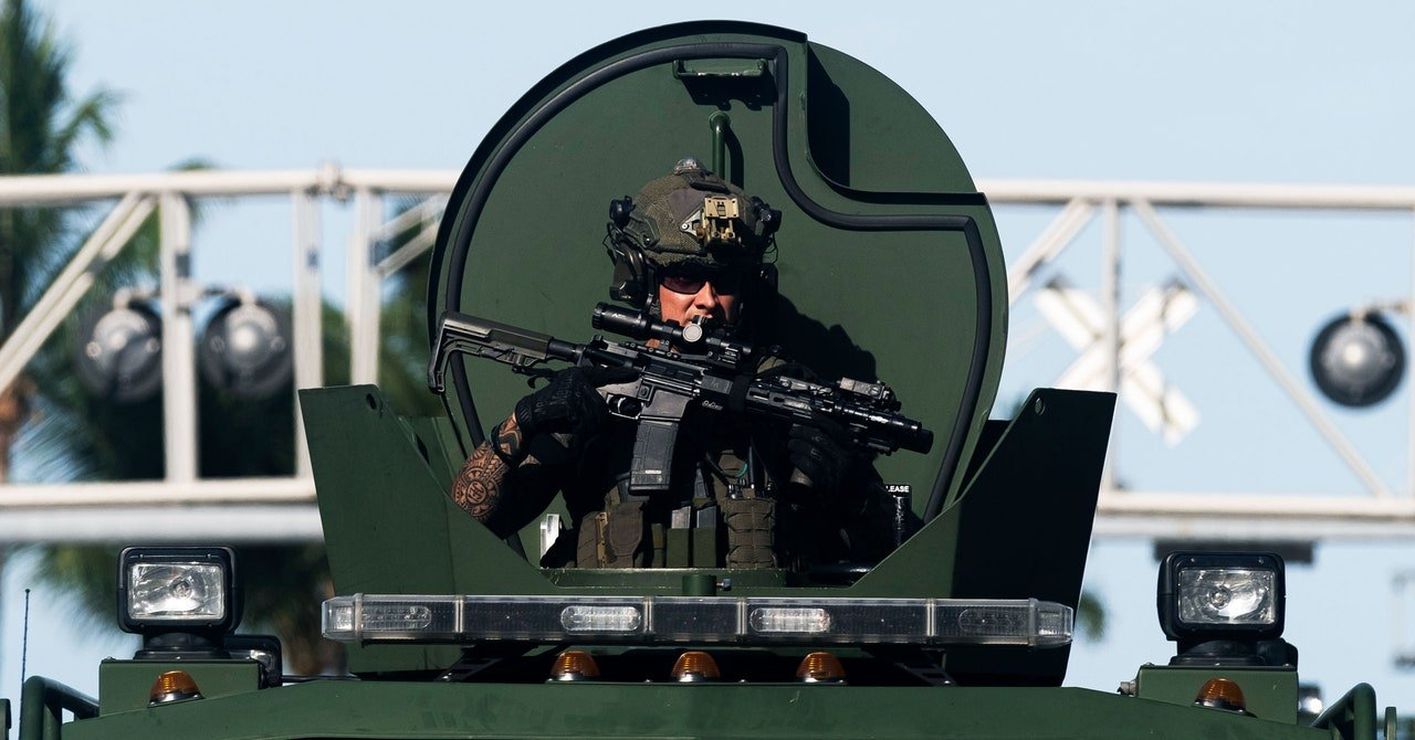 The Pentagon's Hand-Me-Downs Helped Militarize Police. Here's How