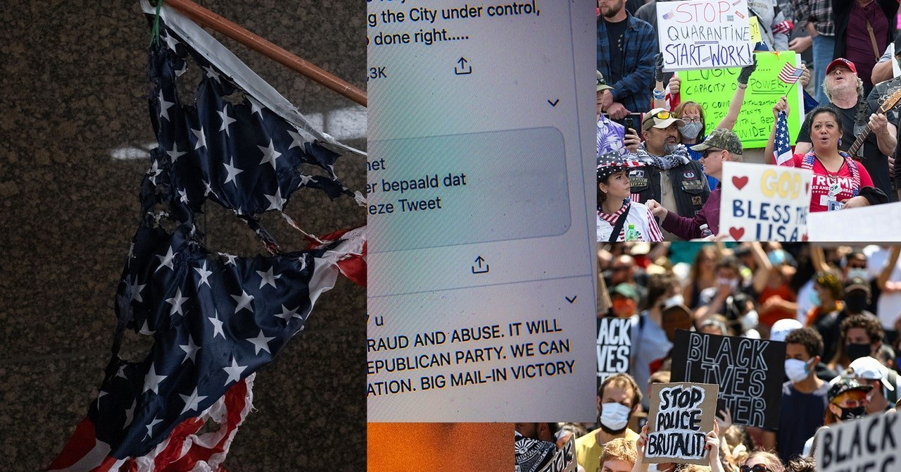 How to Avoid Spreading Misinformation About the Protests