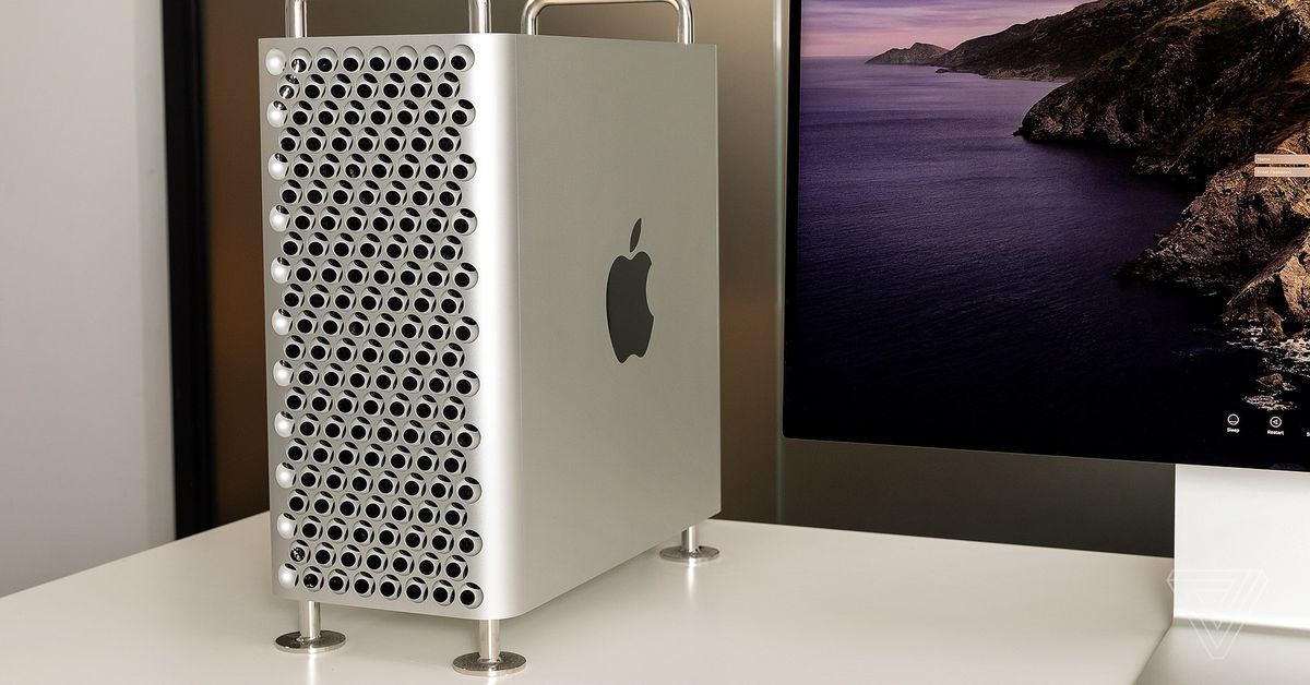 Apple now selling DIY SSD upgrade kits for the Mac Pro