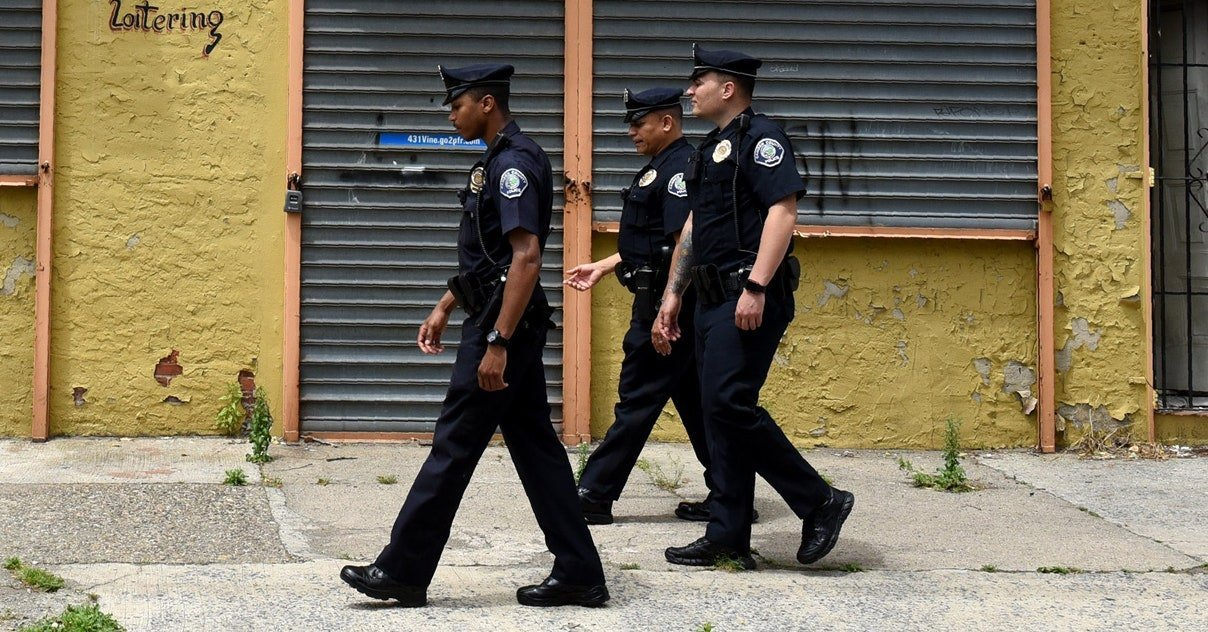 What Disbanding the Police Really Meant in Camden, New Jersey