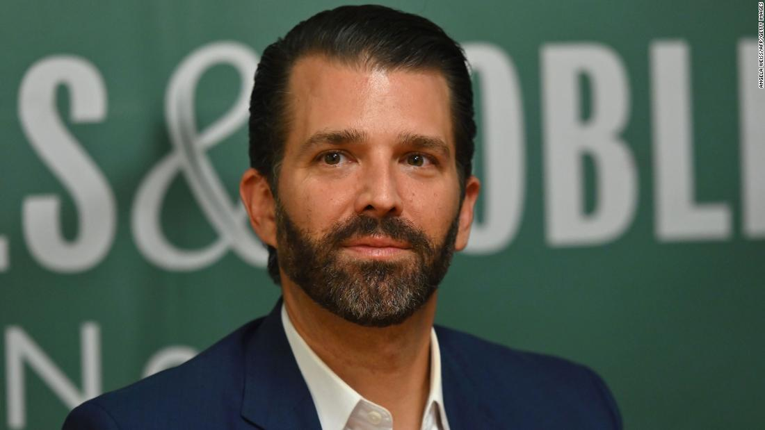 Fact-checking a dangerous mask meme shared by Trump Jr. on Facebook