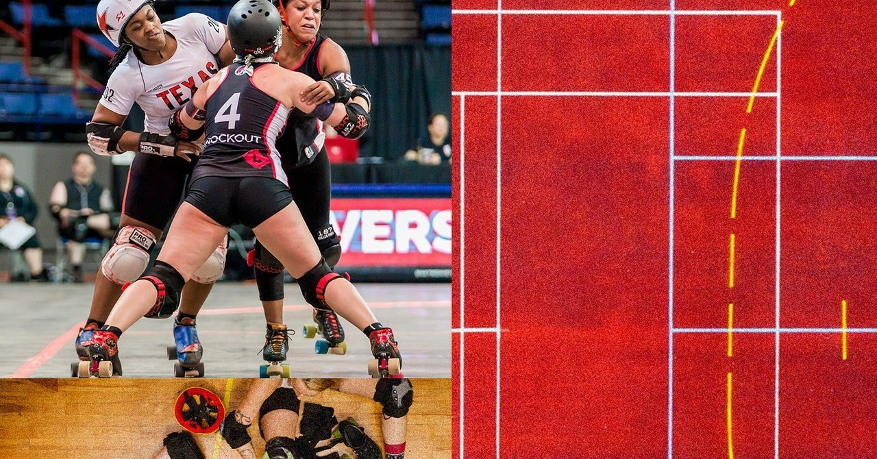 Women's Roller Derby Has a Plan for Covid, and It Kicks Ass