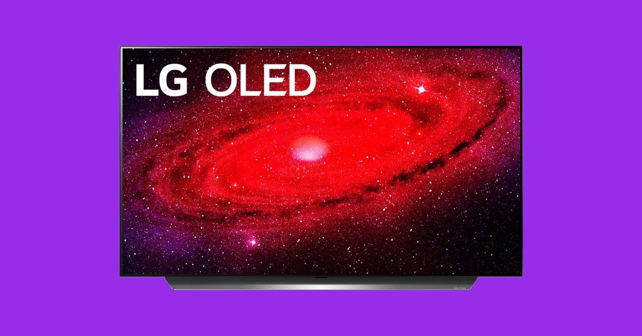 LG's CX OLED TV Review: Pretty and Expensive