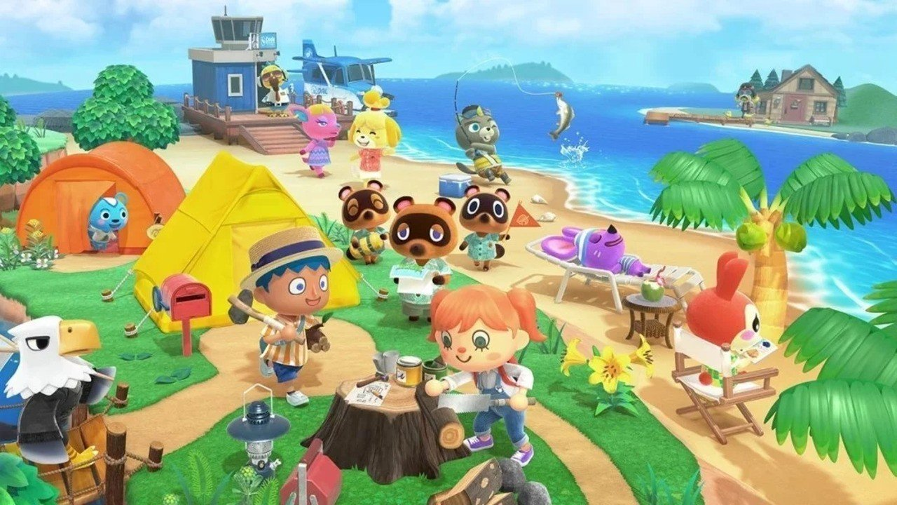 Animal Crossing: New Horizons Update 1.3.1 Patch Notes