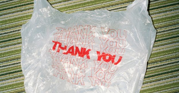 You Don't Need Single-Use Plastic Bags. You Need a Mask