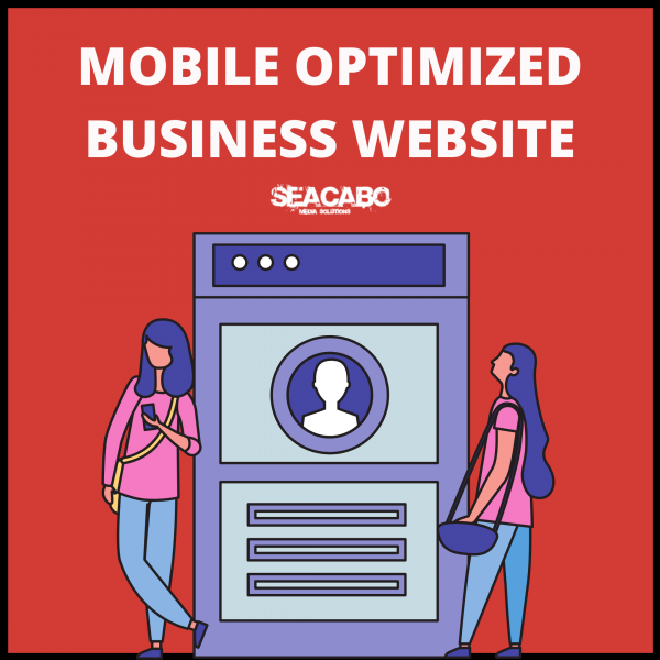 Web Design Mobile Optimized Business Website